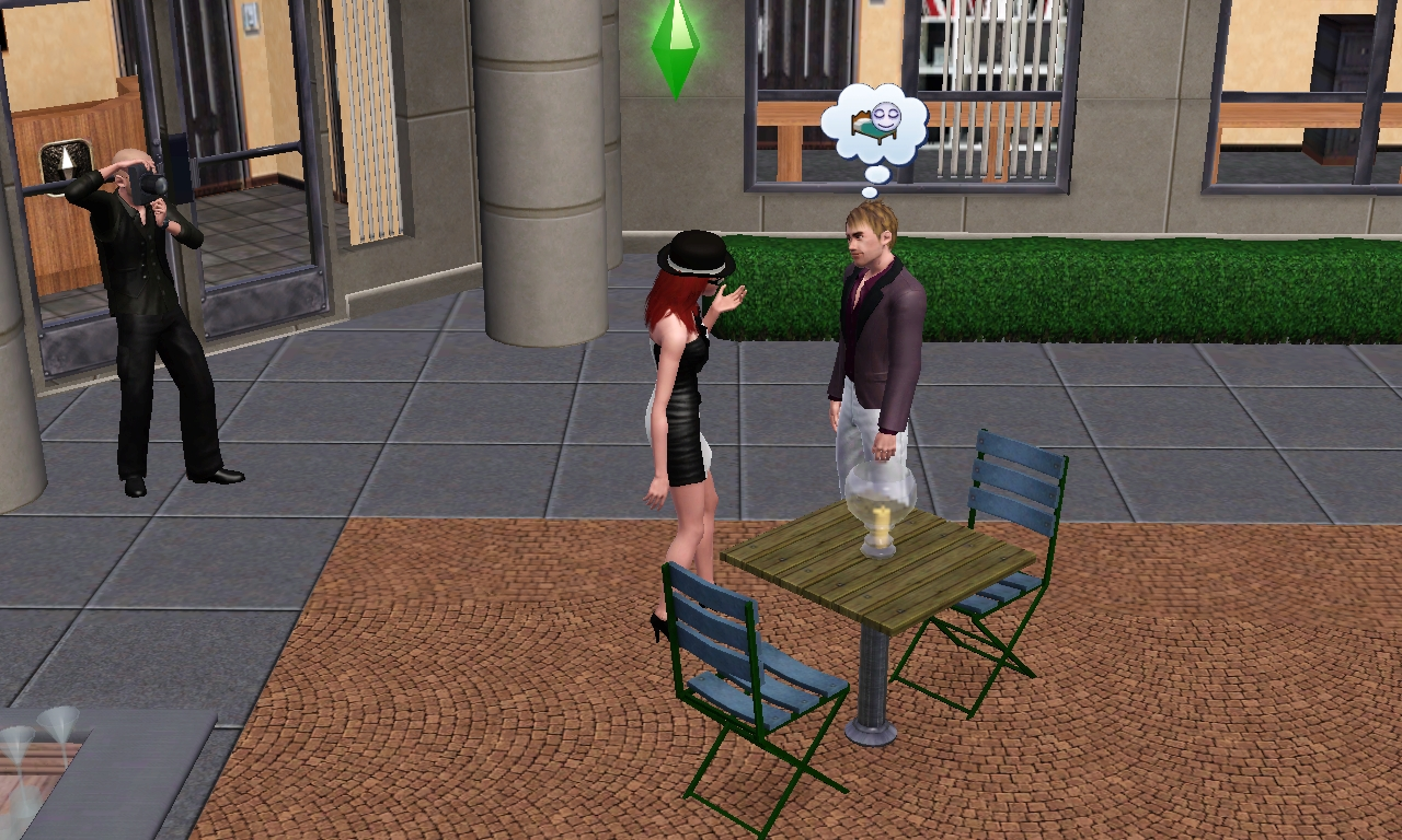 Image - Paparazzi-in-game.jpg - The Sims Wiki