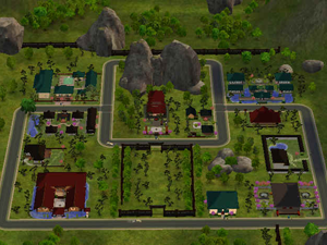 The Sims 2 Veronaville | RM.