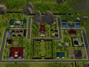 The Sims 2 Veronaville | RM.