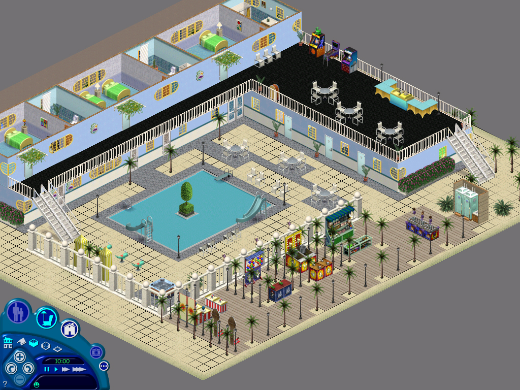 how to run a hotel in sims 4