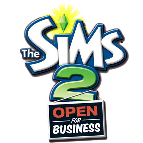 Los Sims™ 2: Abren Negocios The_Sims_2_Open_for_Business_Logo