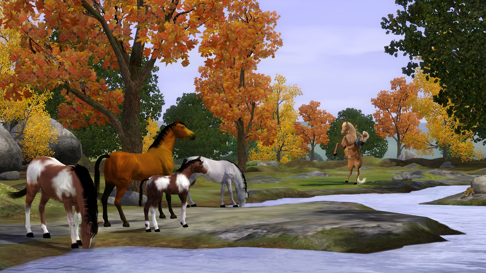 The sims 3 pets rutor - 6637