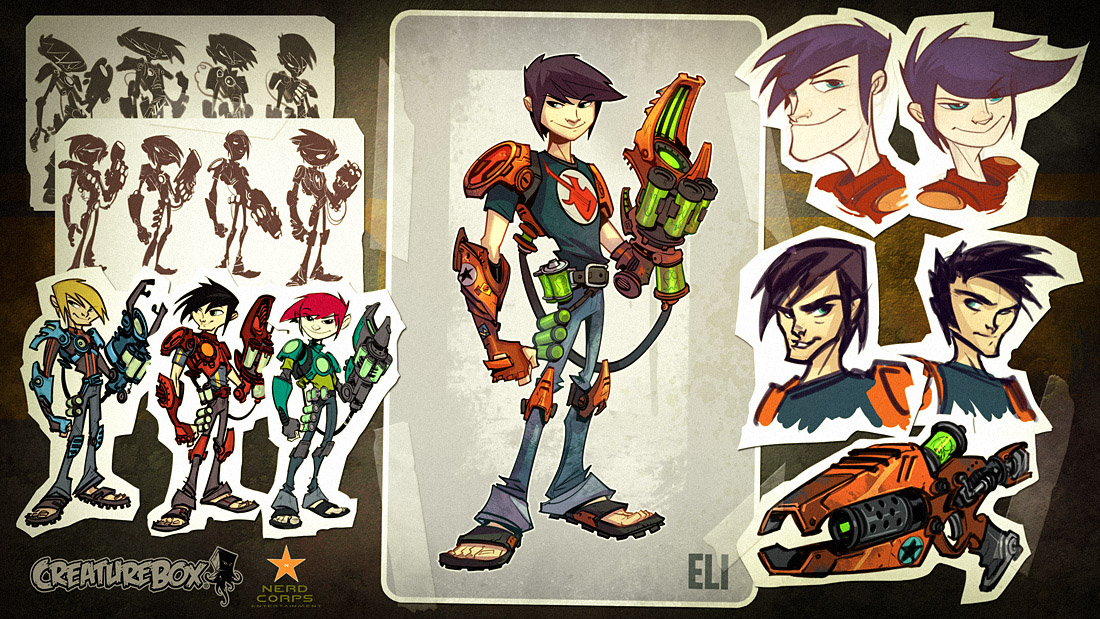 All Slugs From Slugterra