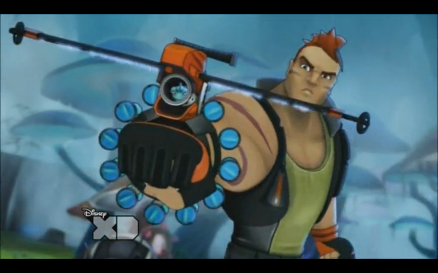 Full resolution      1 440   215  900 pixels  file size  1 6 MB  MIME type    Slugterra Double Barrel Blaster