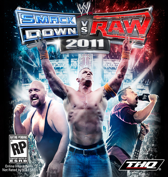 wwe raw vs smackdown 2011 pc game. WWE SmackDown vs Raw 2011 is a