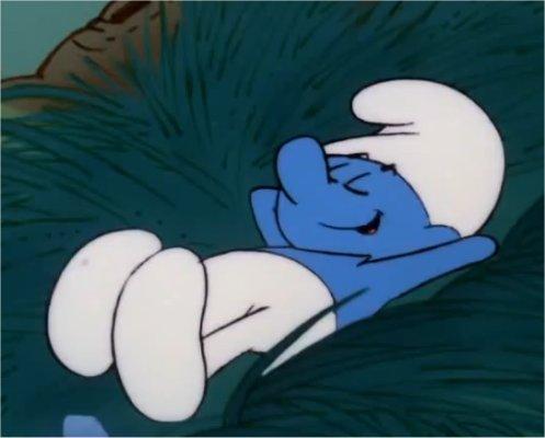 lazy cartoon characters - photo #2