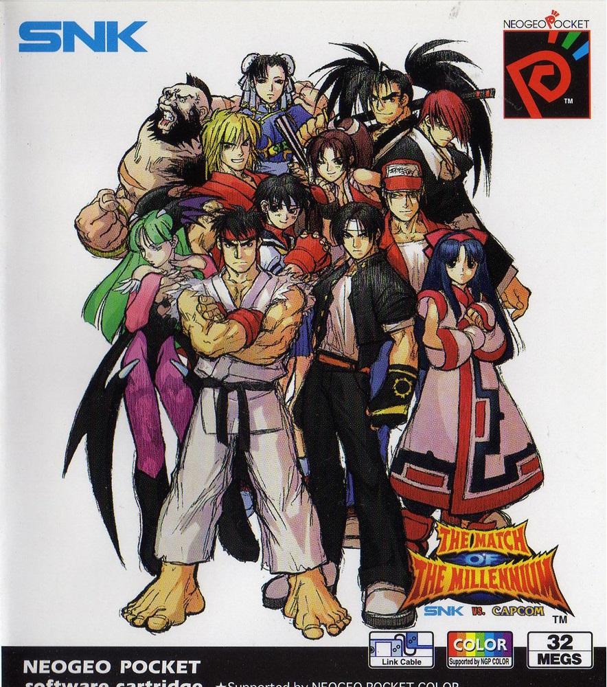 snk vs capcom. SNK vs. Capcom: The Match of