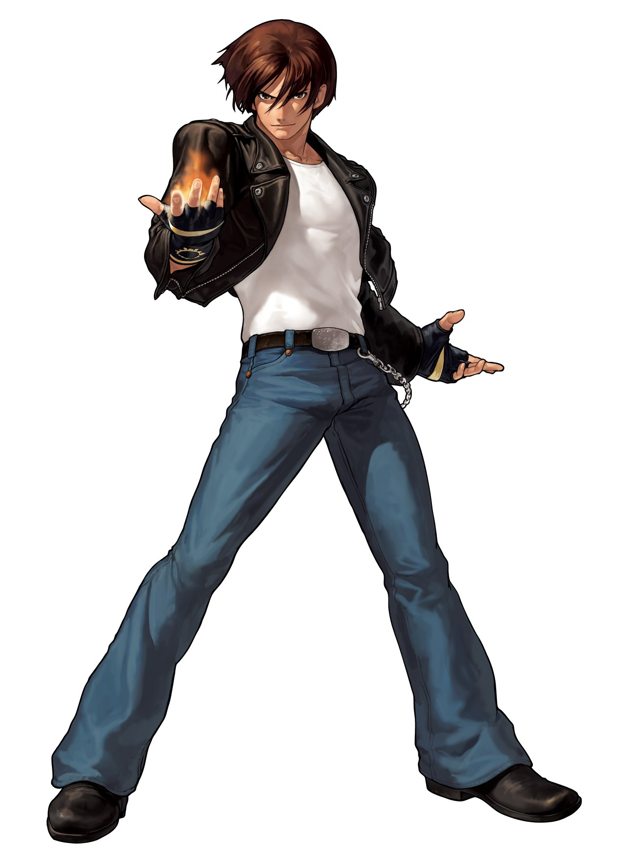 Kyo Kusanagi/Quotes - SNK Wiki - King of Fighters, Samurai Shodown ...
