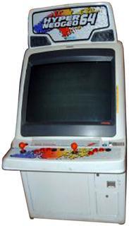 SNK Neo-Geo  HyperNeogeo64
