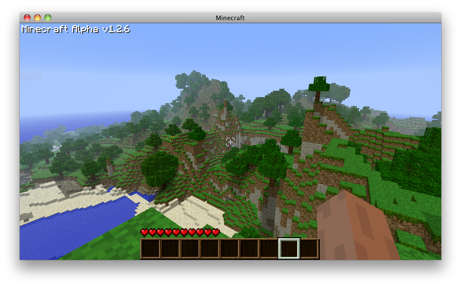 Minecraft - Software Wiki, the free software database: specifications.