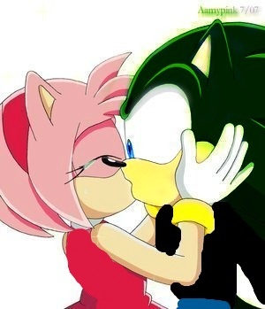 Sonic Scourge Amy http://sonic.wikia.com/wiki/File:Emrald-and-Amy-Rose-Emrald-and-amy-8741330-300-349.jpg