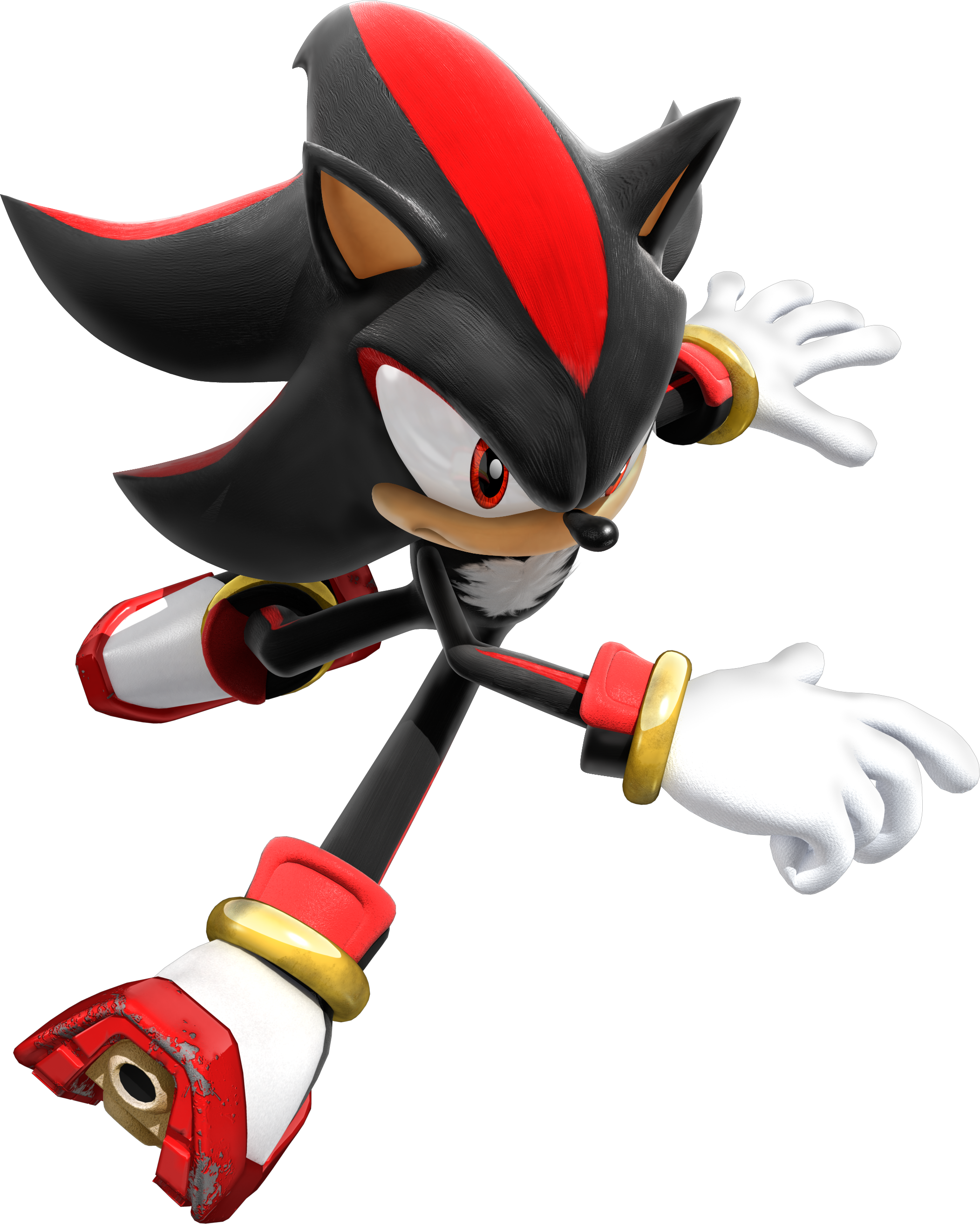 Image - Rivals Shadow the Hedgehog.png - Sonic News ...