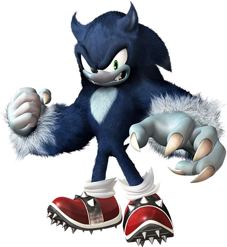 Sonic Boom: Love, Eh, or Burn? 20110304034920!Werehog