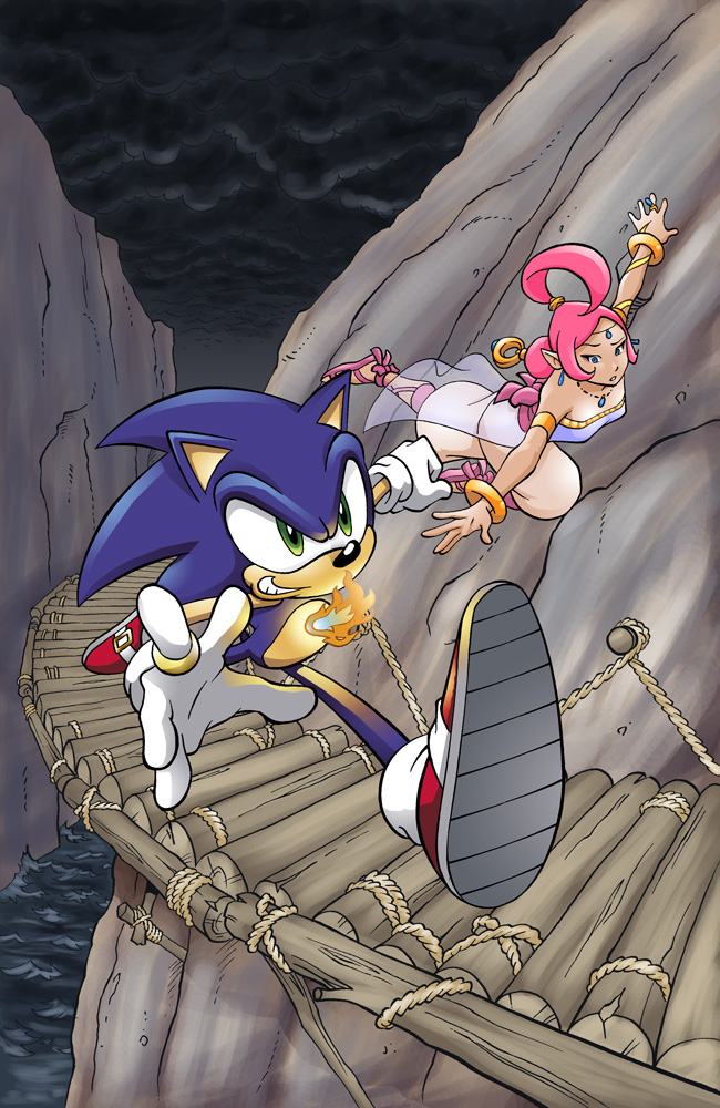 Sonic And The Secret Rings Mp