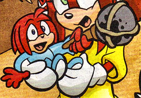 knuckles hedgehog. of Knuckles the Echidna