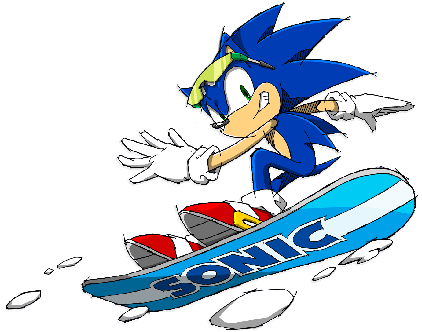Sonic the Hedgehog Sonic Channel