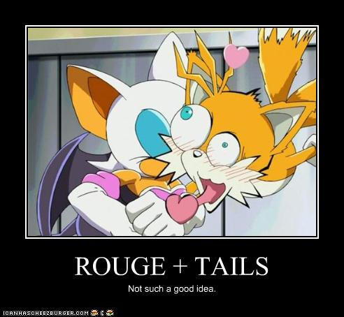 sonic and tails meet fanfiction