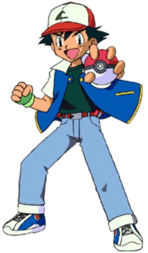 Personality ... MBTI Enneagram Ash Ketchum (Pokémon) ... loading picture