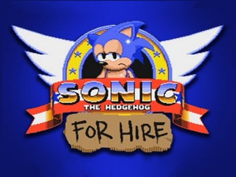 Sonic For Hire Episode 01 Paperboy Sonic the Hedgehog Machinima Sonic the Hedgehog Insured by Progressive