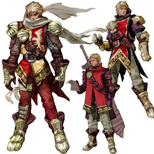 Ninja List ~ Samurai Shodown vs Soul Calibur Concept40SIEGFRIEDSCIII