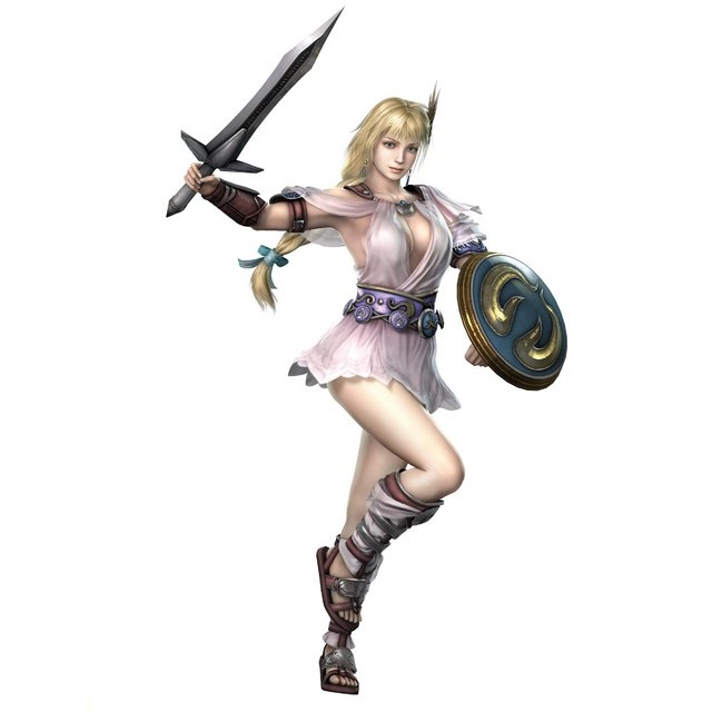 Warriors Orochi 3 Ultimate Delete Save Data: Sophitia Alexandra.PNG