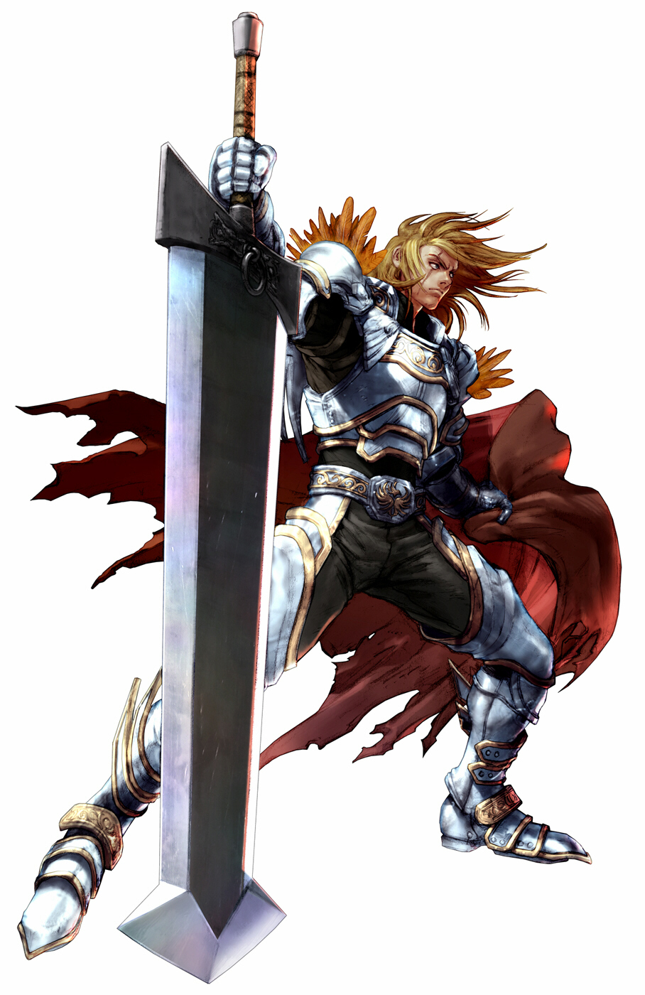 Siegfried - The Soulcalibur Wiki - Soulcalibur 4, Soulcalibur 3 ...