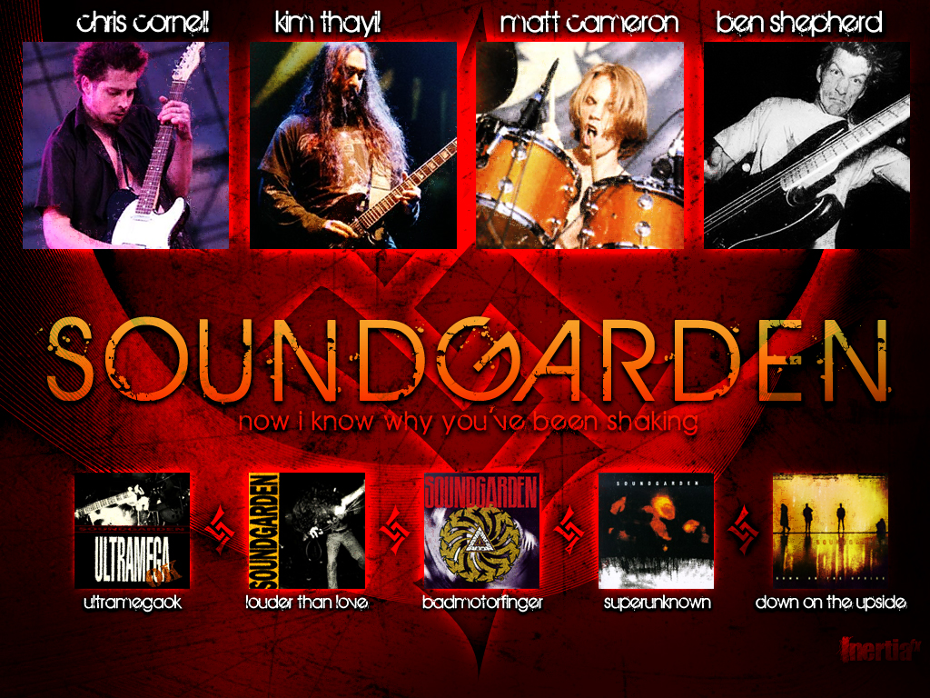 Gallery images and information soundgarden badmotorfinger tattoo -  7 Soundgarden Tattoo Viewing Gallery
