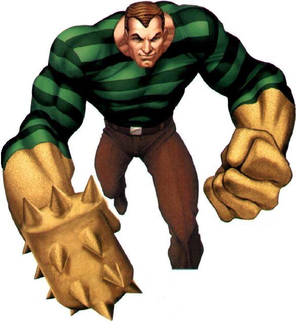 Image - Sandman (William Baker).JPG - Spider-Man Wiki ...