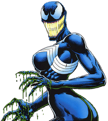 She-Venom - Spider-Man Wiki - Peter Parker, Marvel Comics, Amazing ...