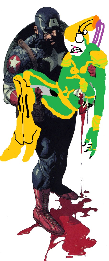 Image - Doctor Octopus 2099 is fatally wounded.......jpg - Spider-Man Wiki - Peter ...