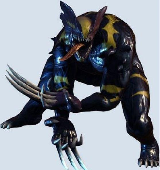 Symbiote electro