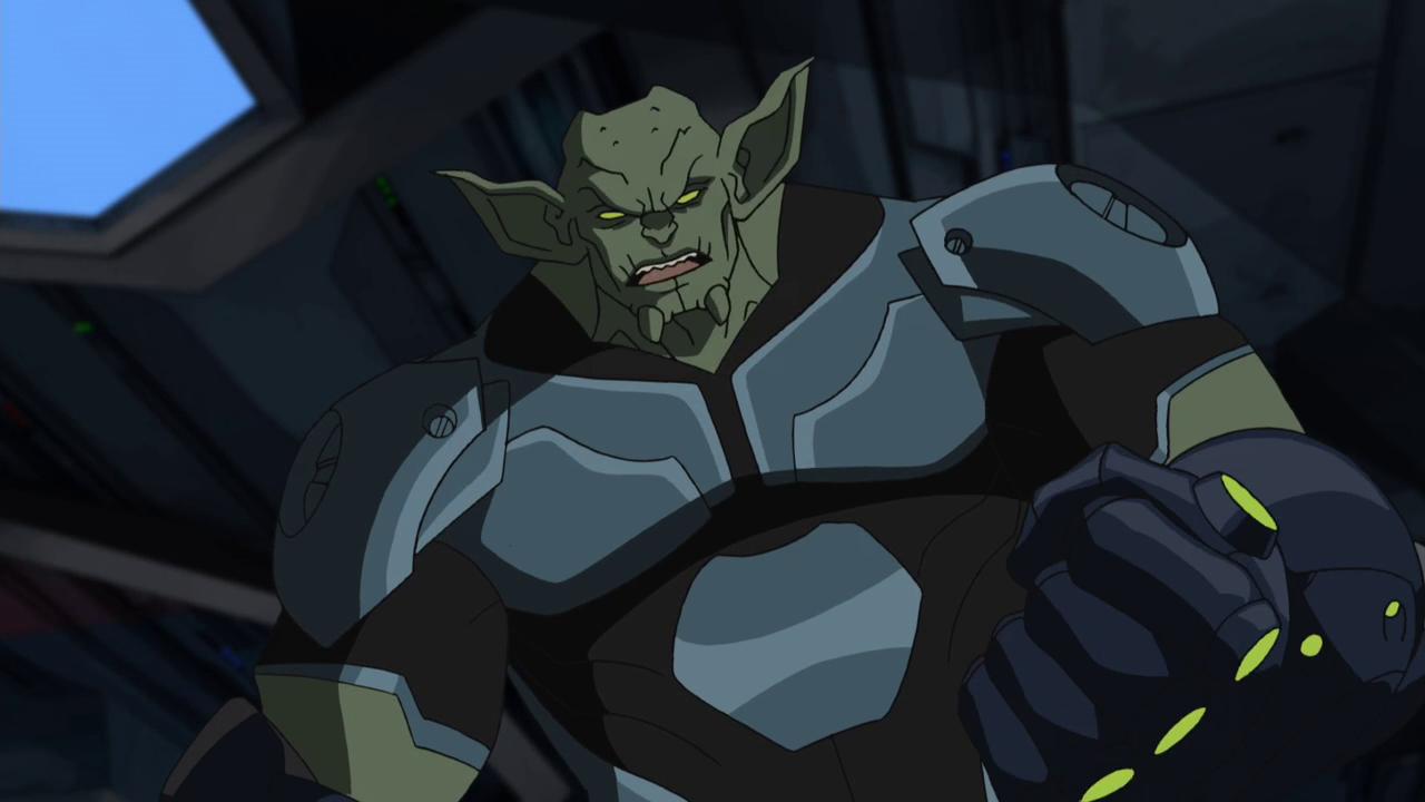 The Green Goblin ( Marvel universe ultimate spider-man ...