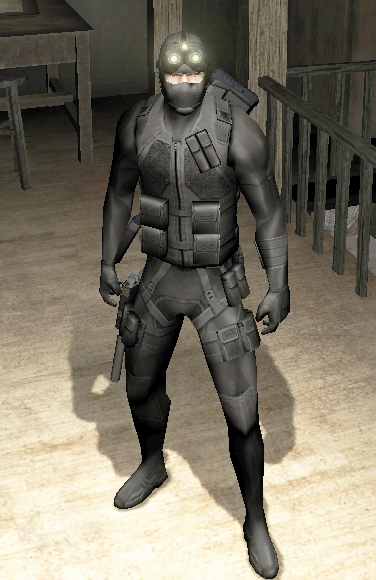 Sam Fisher S Outfits Forums