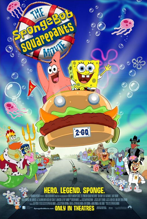 The SpongeBob SquarePants Movie - SpongeBob SquarePants Wiki