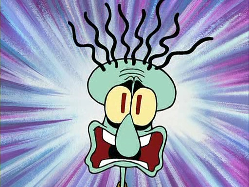 Image - Screaming squidward.jpg - Encyclopedia SpongeBobia ...