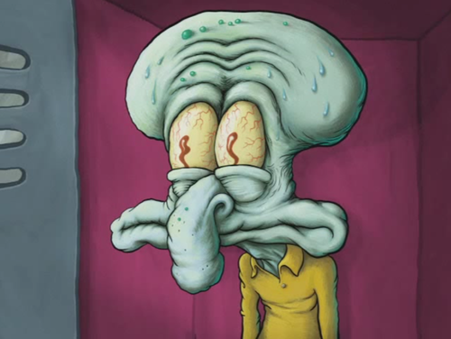image squid disturbed png encyclopedia spongebobia