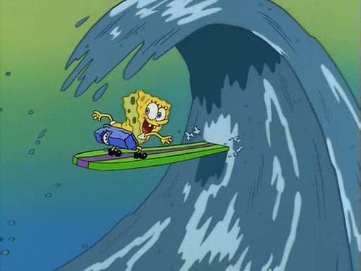 Spongebob Ripped Pants
