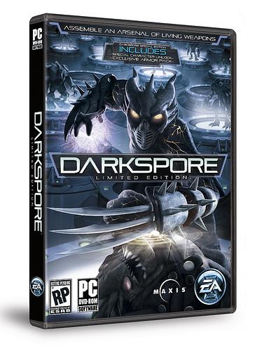 لعبة القتال والاكشن Darkspore 2011