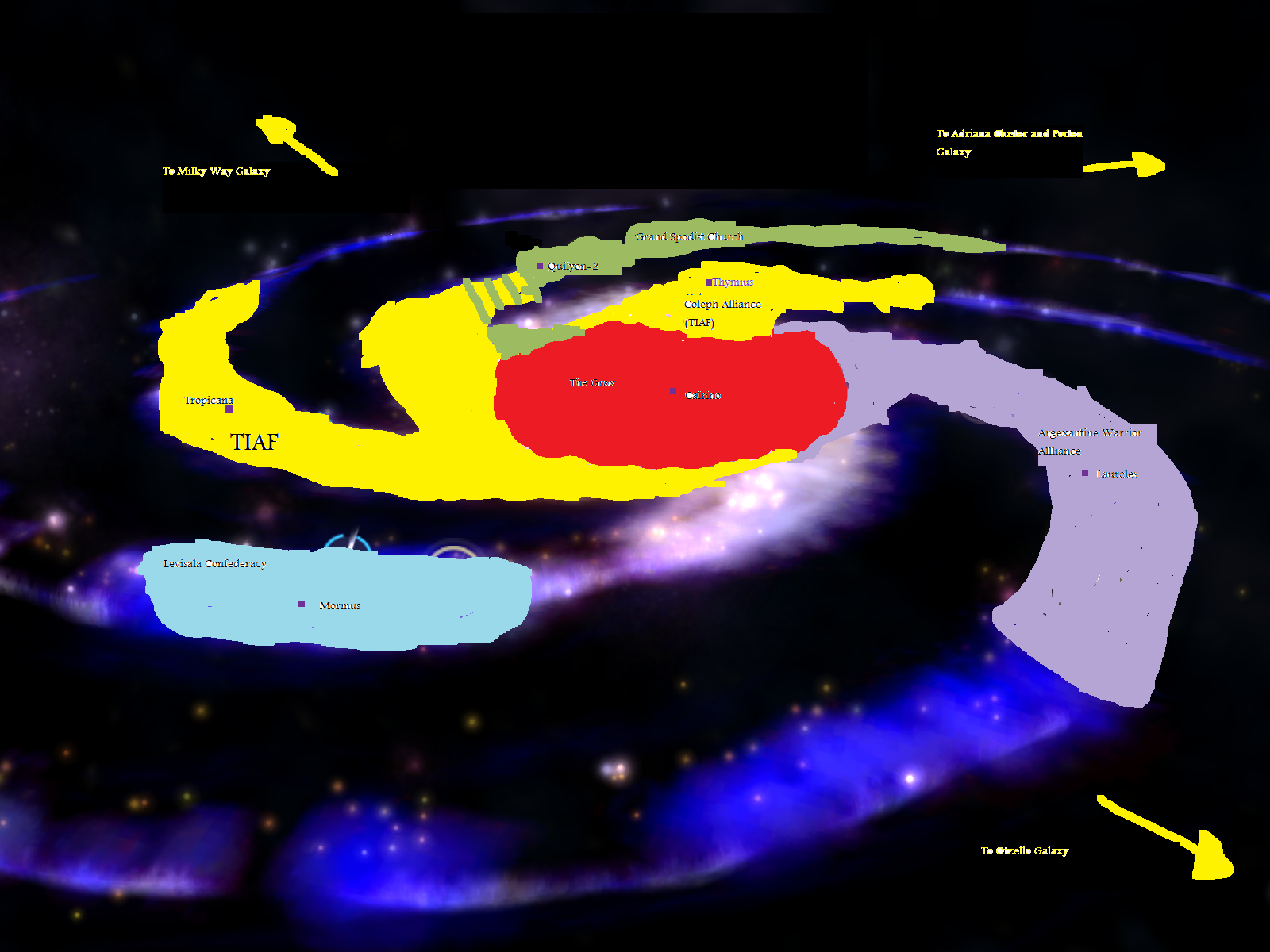 map of other galaxies - photo #30