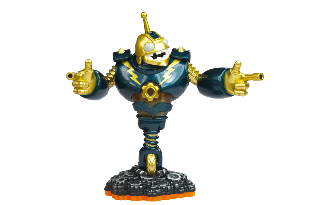 Skylanders Giants Bouncer Trailer