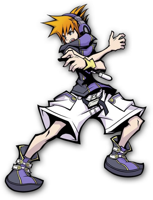 world ends with you neku sakuraba. Neku Sakuraba