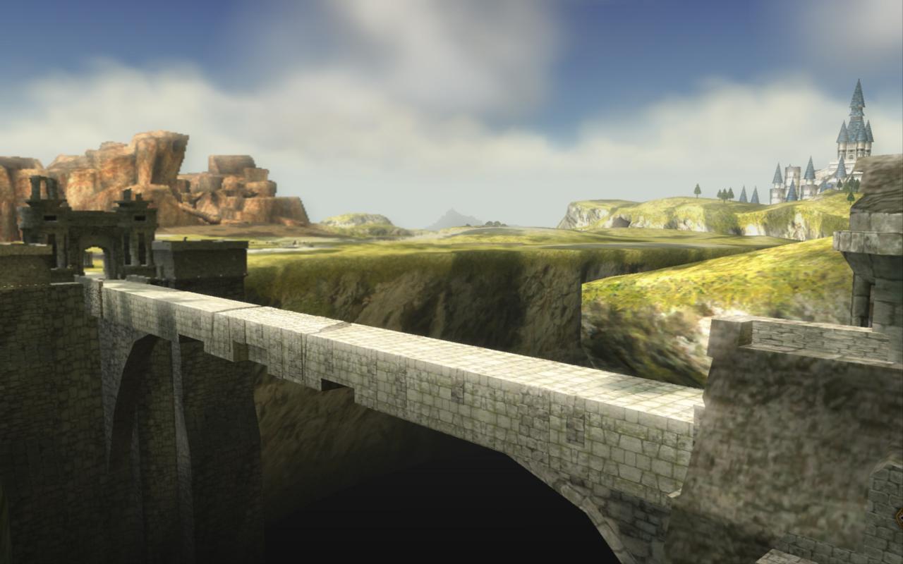 User's RPG - victorhwmn vs Maverick Hunter BridgeofEldinTP