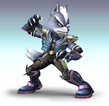 [Iniciación] Super Smash Bros. Brawl WolfSSBB