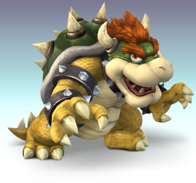 [Iniciación] Super Smash Bros. Brawl Bowser