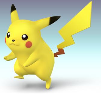 [Iniciación] Super Smash Bros. Brawl Pikachu