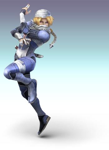 [Iniciación] Super Smash Bros. Brawl SheikBrawl
