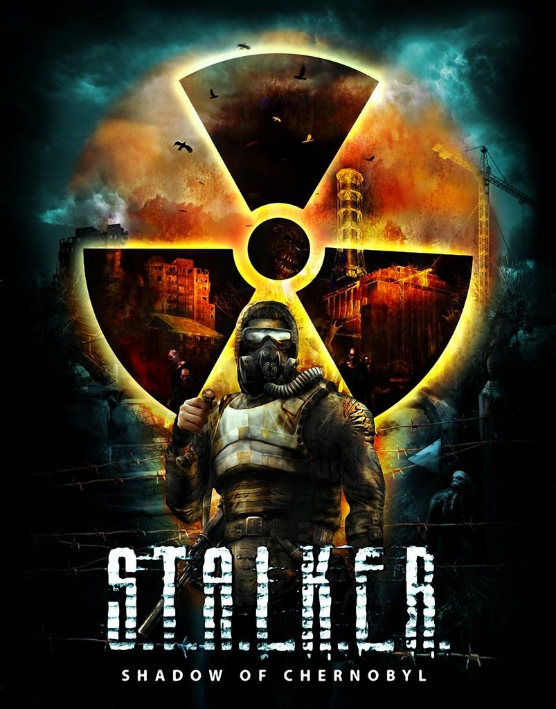 S.T.A.L.K.E.R.:Shadow of Chernobyl (2010/RePack)