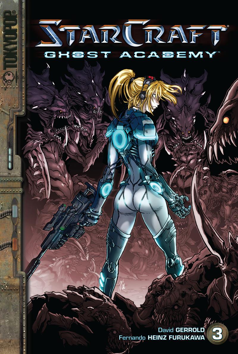 StarCraft  Ghost Academy  Volume 3