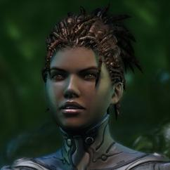 Sarah Kerrigan Biography | RM.