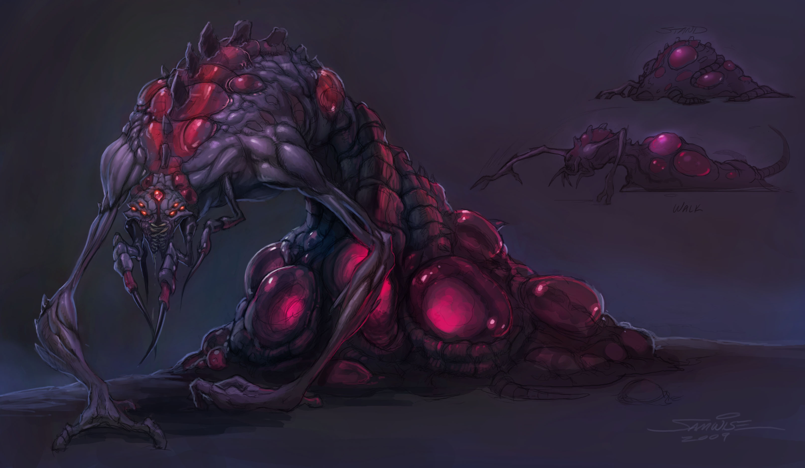 Forum Game: Last one to post in this thread wins :> - Page 11 Changeling_SC2_Cncpt1